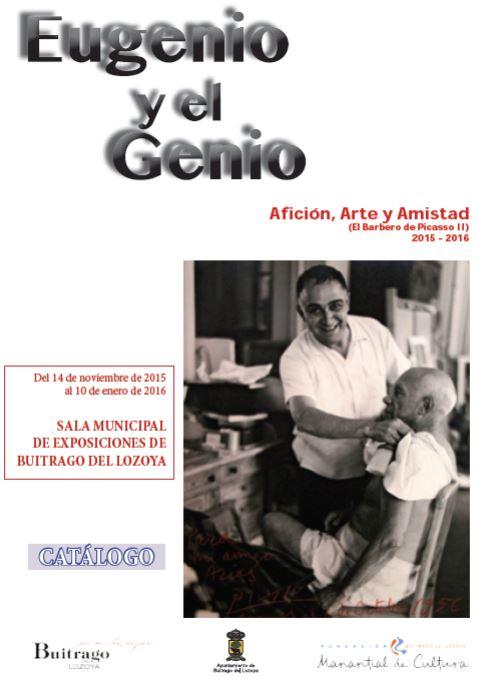 eugenio y el genio affiche